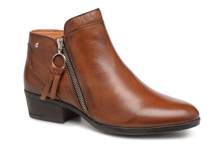 Grandes descuentos últimos zapatos Pikolinos Daroca W1U-8590 (Marrón) - Botines  Descuento