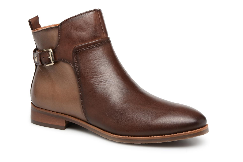 Zapatos de de Zapatos hombre y mujer de promoción por tiempo limitado Pikolinos Royal W4D-8760C1 (Marrón) - Botines  en Más cómodo 2f53ff