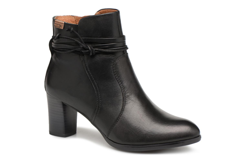 Zapatos de de Zapatos hombre y mujer de promoción por tiempo limitado Pikolinos Viena W3N-8955 (Negro) - Botines  en Más cómodo 4f1dbd