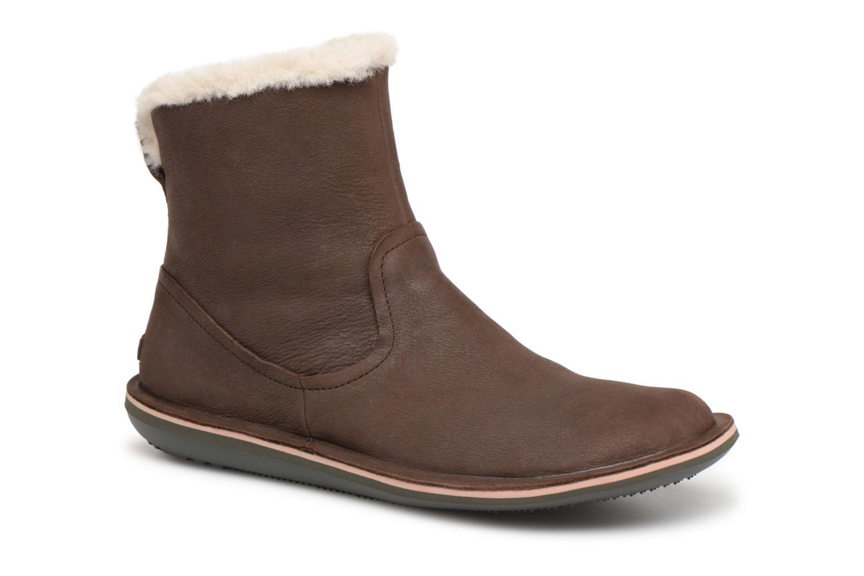 fa442fbf208 Grandes descuentos últimos zapatos Camper Beetle K400292 (Marrón) - Botines  Descuento