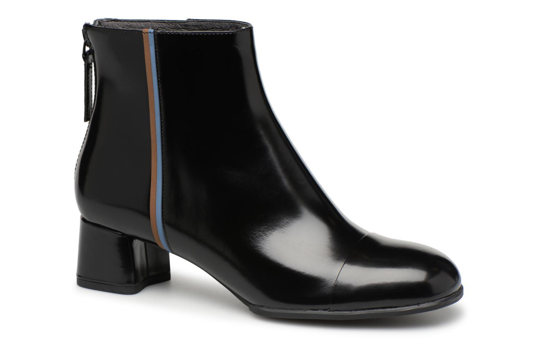 Grandes descuentos últimos zapatos Camper Tws K400341 (Negro) - Botines  Descuento