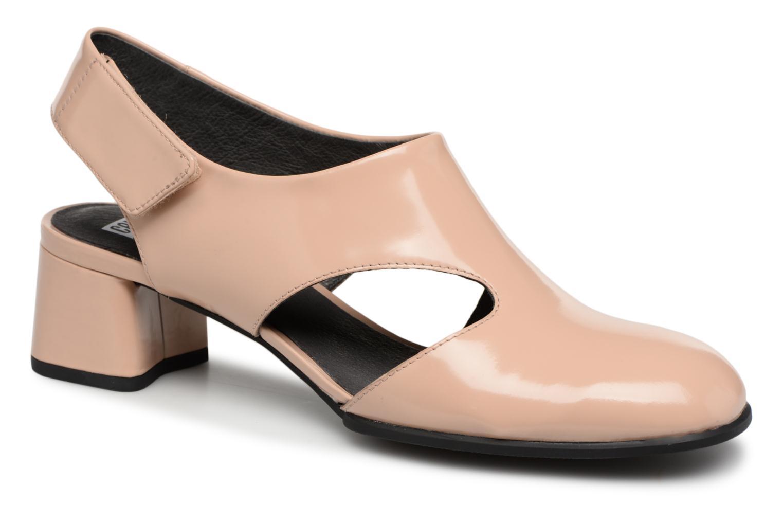 Grandes descuentos últimos zapatos Camper Tws K200722 (Beige) - Zapatos de tacón en Más cómodo