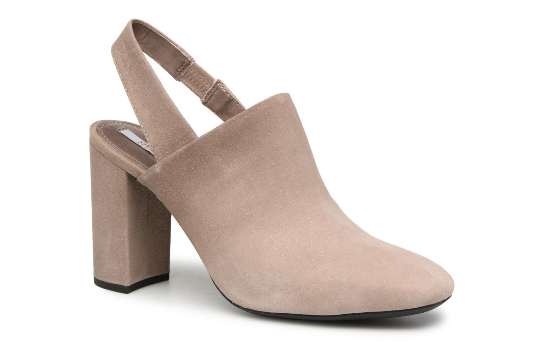 Grandes descuentos últimos zapatos Geox D N.SYMPHO D642VA (Marrón) - Zapatos de tacón Descuento