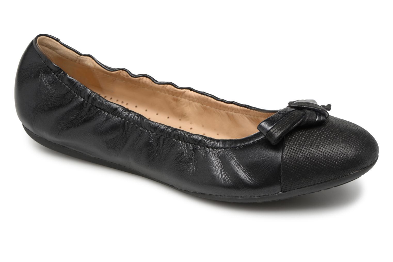 Grandes descuentos últimos zapatos Geox D LOLA 2FIT A D723DA 2 (Negro) - Bailarinas Descuento
