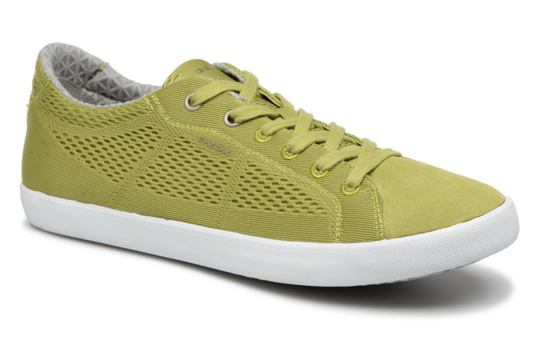Grandes descuentos últimos zapatos Geox U SMART B U72X2B (Verde) - Deportivas Descuento