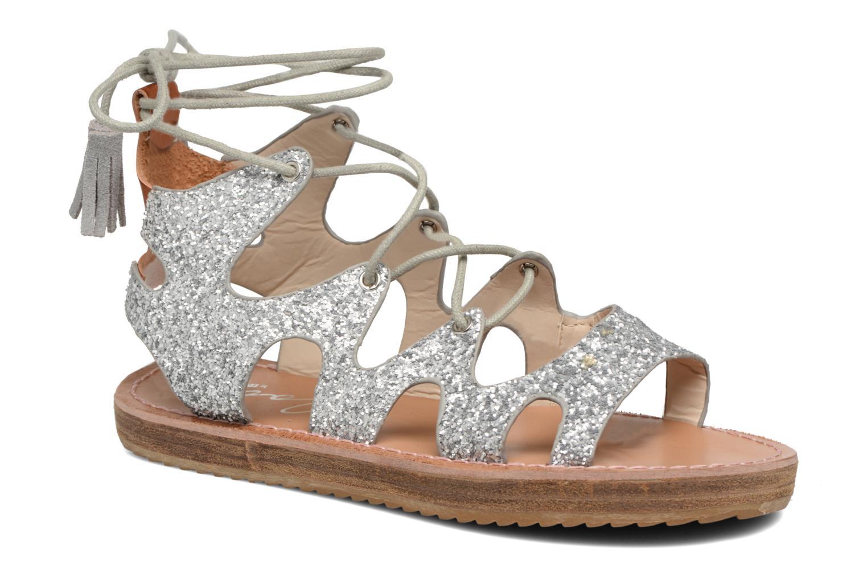 Grandes descuentos últimos zapatos Coolway BOAVISTA (Plateado) - Sandalias Descuento