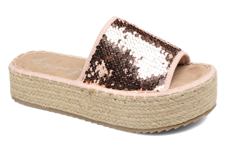 d269919a7bc Grandes descuentos últimos zapatos Coolway BORABORA (Rosa) - Zuecos  Descuento