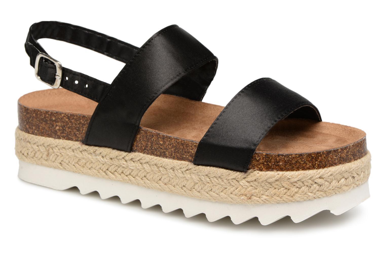 Zapatos de hombre y mujer de promoción por tiempo limitado Coolway KOALA (Negro) - Sandalias en Más cómodo