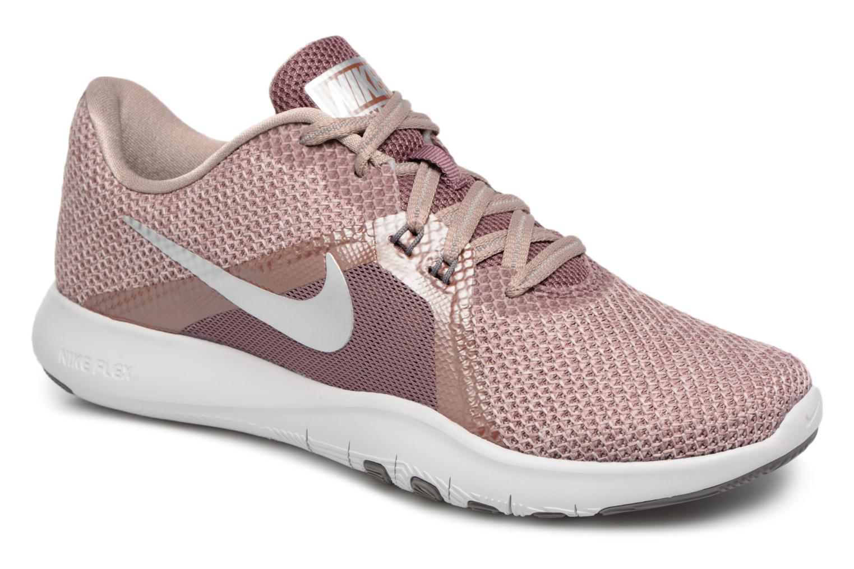 new york 01926 cc9a0 ... Grandes descuentos últimos zapatos Nike W Nike Flex Trainer 8 Prm  (Rosa) - Zapatillas Barato salvaje casual ...