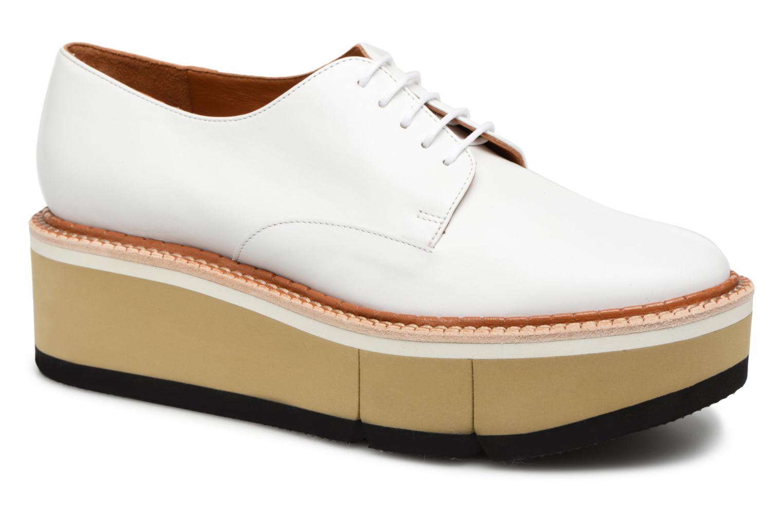 Grandes descuentos últimos zapatos Clergerie Barbara (Blanco) - Zapatos con cordones Descuento