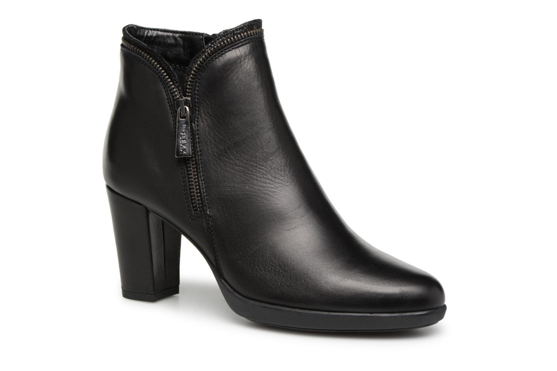 Grandes descuentos últimos zapatos The Flexx Briseide (Negro) - Botines  Descuento