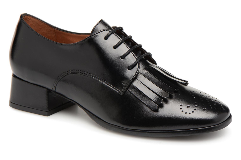 Liquidación de temporada Georgia Rose Tafango cordones (Negro) - Zapatos con cordones Tafango en Más cómodo 08581b