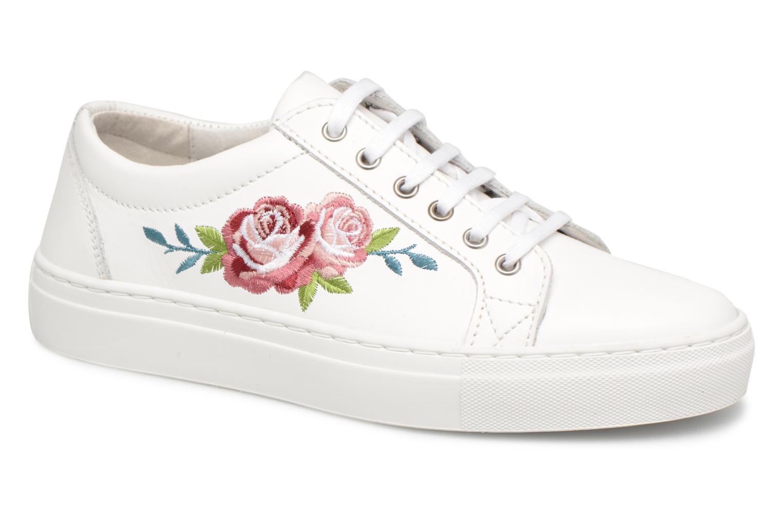 Los zapatos más populares para hombres y mujeres Georgia Rose Storma (Blanco) - Deportivas en Más cómodo