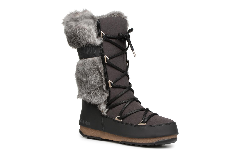 Grandes descuentos últimos zapatos Moon Boot Monaco Te Wp (Negro) - Zapatillas de deporte Descuento