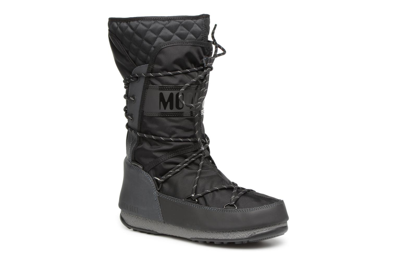Grandes descuentos últimos zapatos Moon Boot monaco flip (Negro) - Zapatillas de deporte Descuento