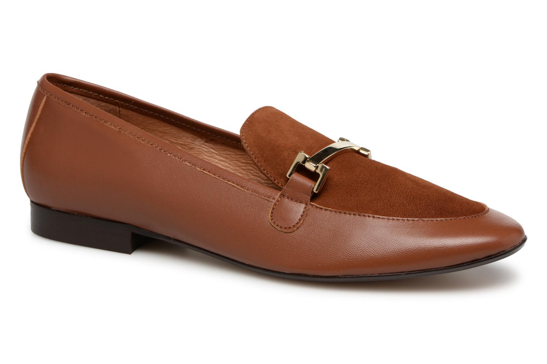 Grandes Enola descuentos últimos zapatos Georgia Rose Enola Grandes (Marrón) - Mocasines Descuento 0d5c85