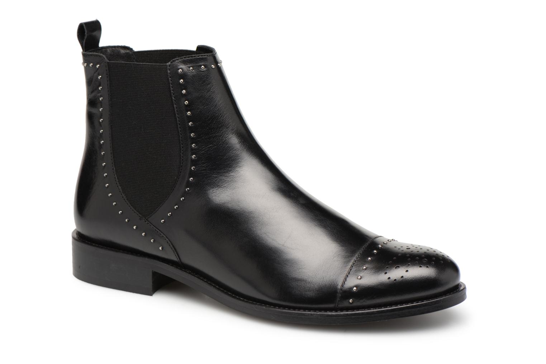 Zapatos casuales salvajes Georgia Rose Enclou (Negro) - Botines  en Más cómodo