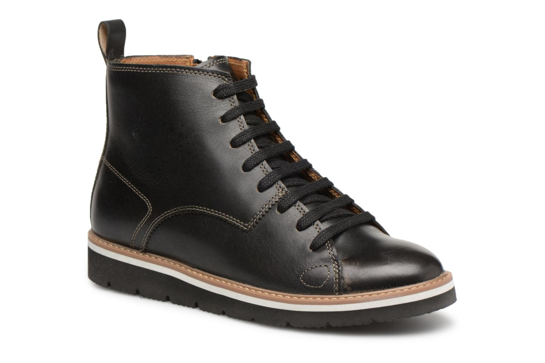 Zapatos promocionales TBS Casimir (Negro) - Botines    Gran descuento