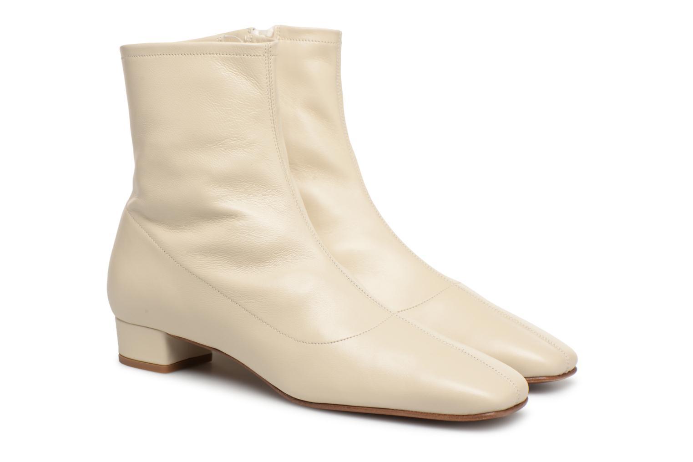 By White leather leather Estee Far White Far leather By By By Estee White Estee Far qH1cxZAn