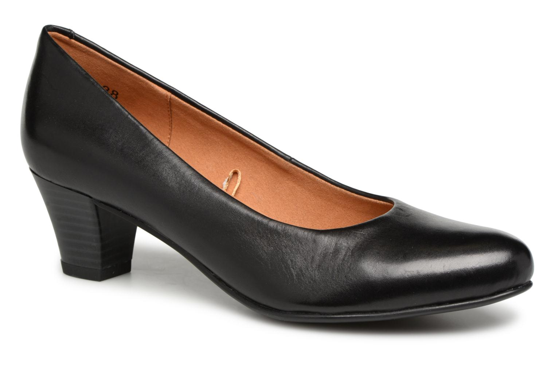Zapatos de hombres y mujeres de moda casual Caprice (Negro) Sue (Negro) Caprice - Zapatos de tacón en Más cómodo 674bea