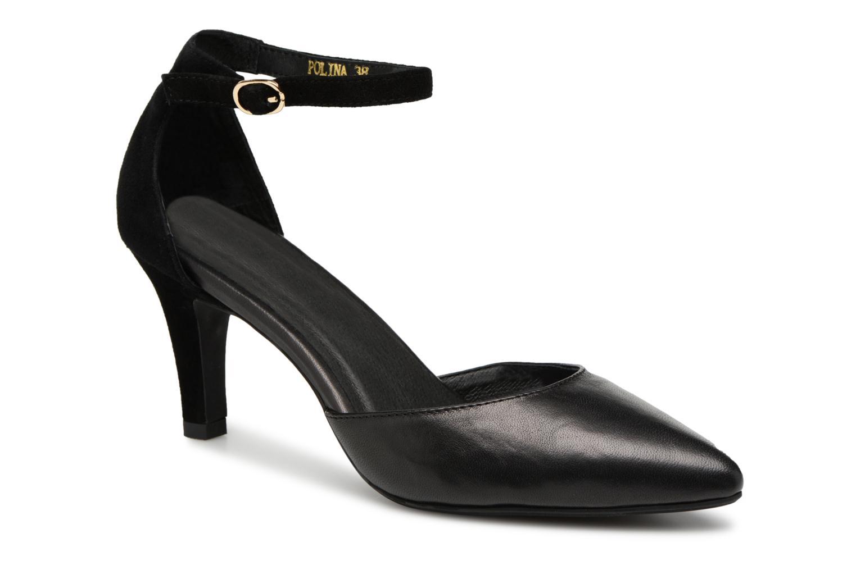 Grandes descuentos últimos zapatos Shoe the bear POLINA (Negro) - Zapatos de tacón Descuento