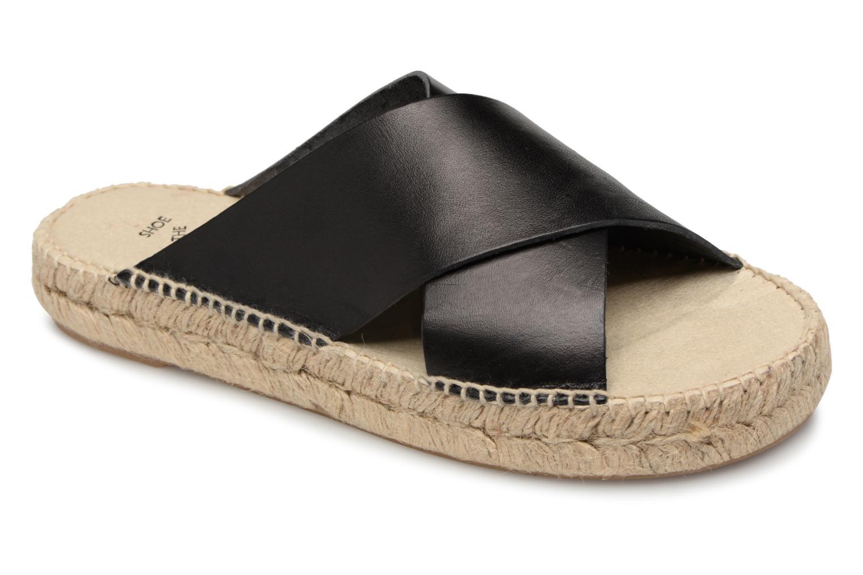 Grandes descuentos últimos zapatos Shoe the bear THEA L (Negro) - Alpargatas Descuento