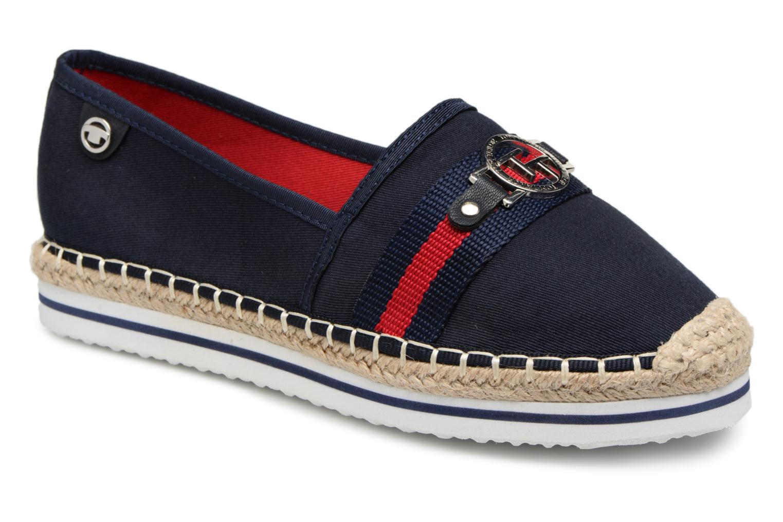 Grandes descuentos últimos zapatos Tom Tailor Katia (Azul) - Alpargatas Descuento