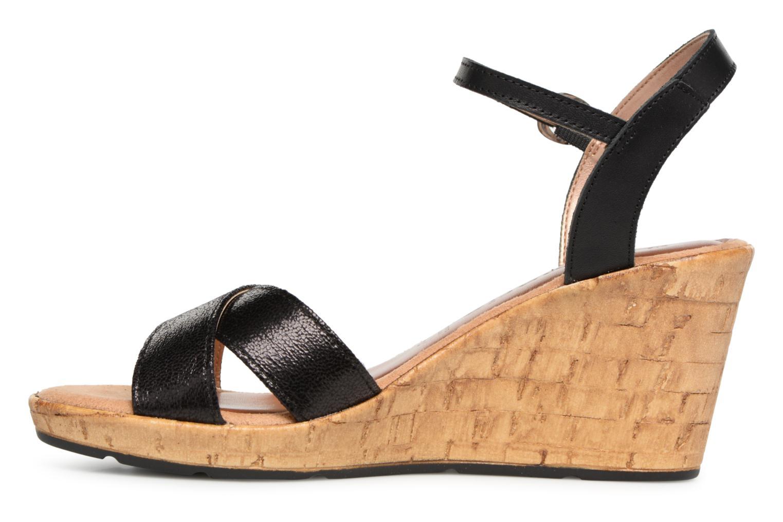 Sandalen Tamaris Aubepine 2 Zwart voorkant