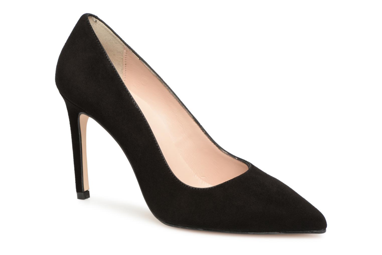 Zapatos especiales para hombres y mujeres - Georgia Rose Sunseta (Negro) - mujeres Zapatos de tacón en Más cómodo 84e4b0