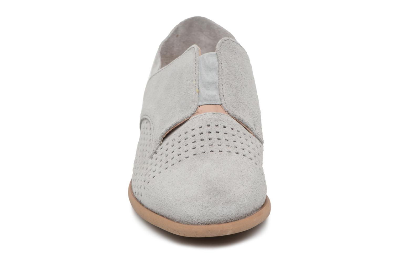S Shoe bear the Light 142 LOUIS Grey xn87P