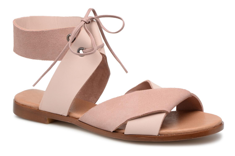 Marques Chaussure femme Shoe the bear femme MONA L 291 Pale Blush