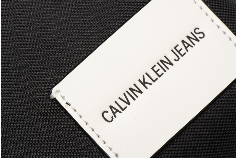 Herrentaschen Calvin Klein SPORT ESSENTIAL MICRO FLAT PACK schwarz ansicht von links