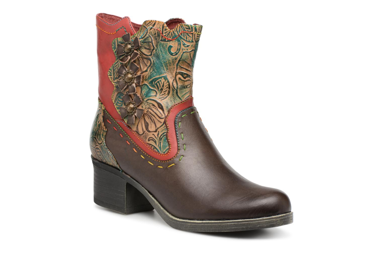 Grandes descuentos últimos zapatos Laura Vita CINDY 02 (Marrón) - Botines  Descuento