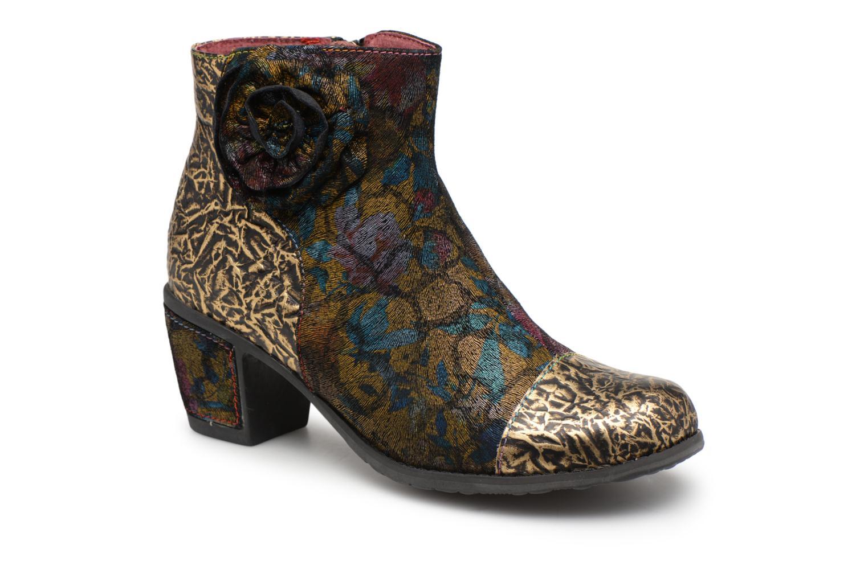 Los zapatos más populares para hombres y mujeres Laura Vita Christie 038 (Multicolor) - Botines  en Más cómodo