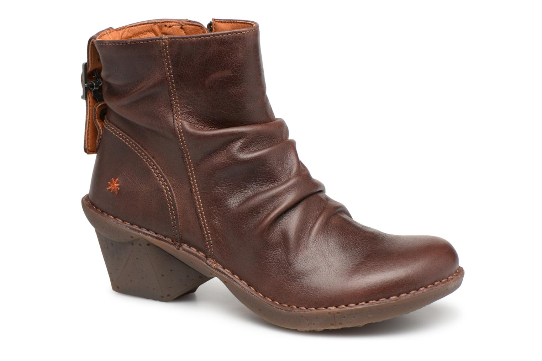 Grandes descuentos últimos zapatos Art OTEIZA 2 (Marrón) - Botines  Descuento