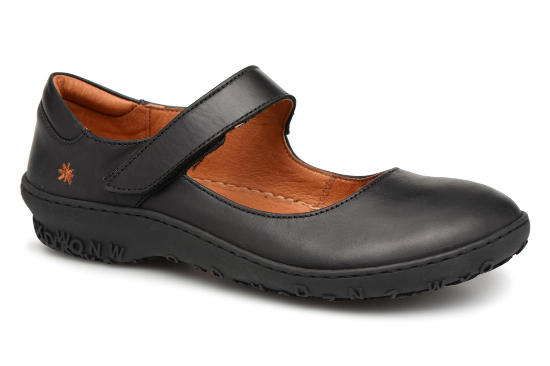 Grandes descuentos últimos zapatos Art ANTIBES 2 (Negro) - Bailarinas Descuento