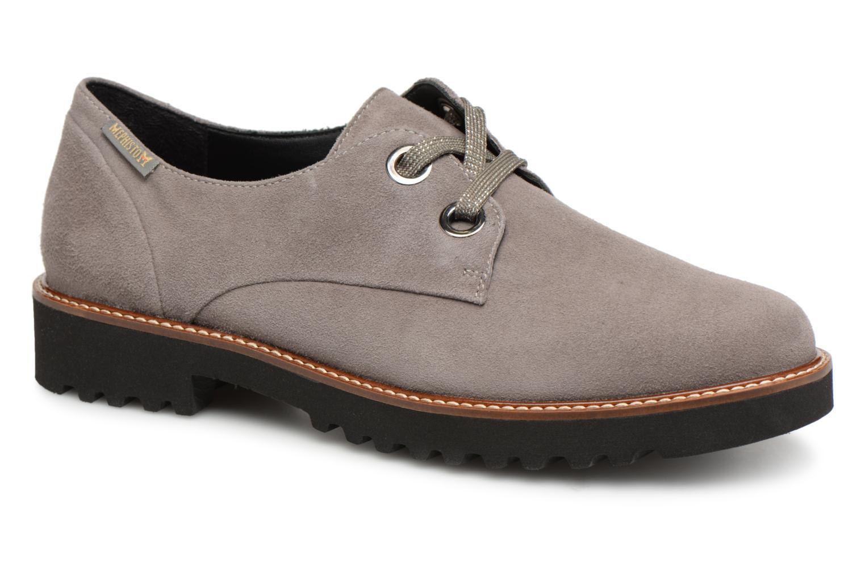 763fc00a0aa31 Grandes descuentos últimos zapatos Mephisto Sancha (Gris) - Zapatos con cordones  Descuento 3e55e0