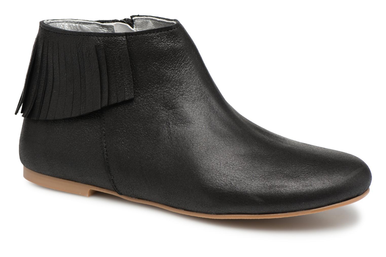 Zapatos casuales salvajes Ippon Vintage DOLLY-MAGIC (Negro) - Botines  en Más cómodo