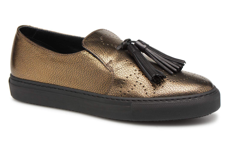 Zapatos de hombre y mujer de promoción por tiempo limitado Fratelli Rossetti Fashion Sneaker (Oro y bronce) - Mocasines en Más cómodo