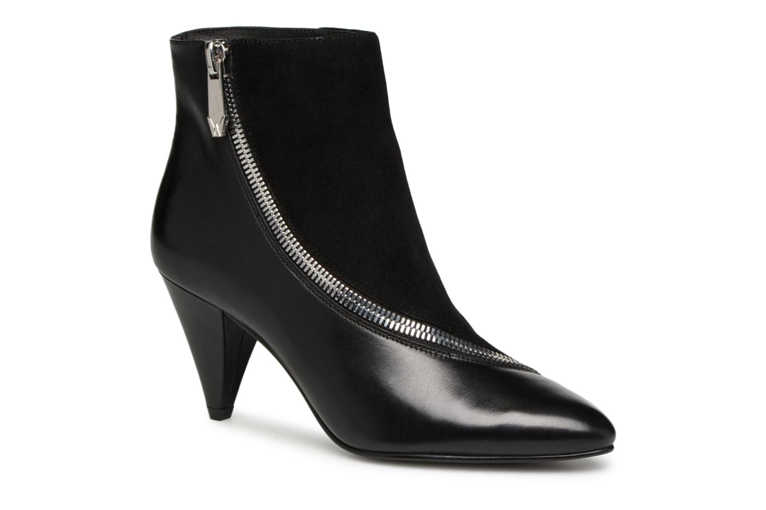 What For Athena (Noir) - Bottines et boots chez Sarenza (334309)