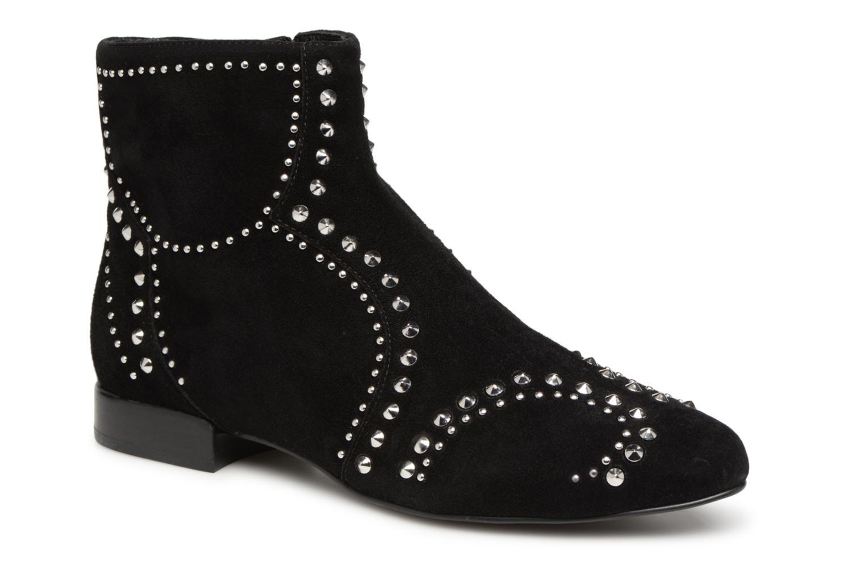 What For Alexiane (Noir) - Bottines et boots chez Sarenza (334314)