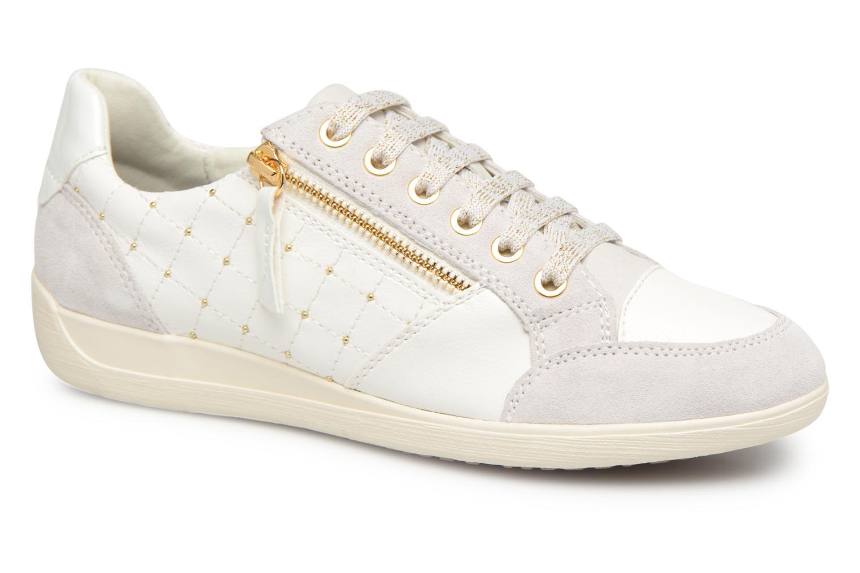 5a4b90fc Grandes descuentos últimos zapatos Geox D MYRIA B D846B (Blanco) -  Deportivas Descuento