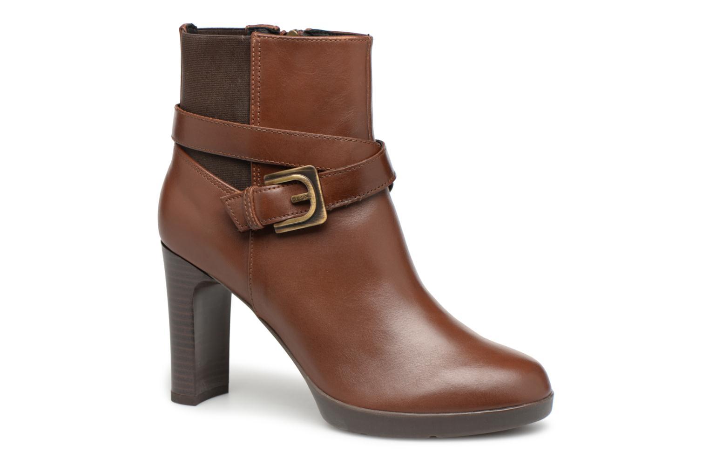 Grandes descuentos últimos zapatos Geox D ANNYA HIGH E D84AEE (Marrón) - Botines  Descuento