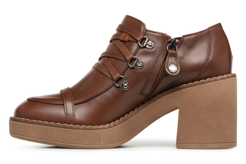 Últimos recortes de precios Geox D ADRYA MID D D849UD (Marrón) - Zapatos con cordones chez Sarenza