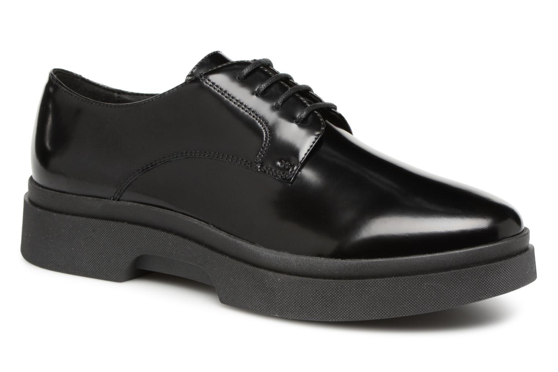 Grandes descuentos últimos zapatos Geox D MYLUSE A D849WA (Negro) - Zapatos con cordones Descuento