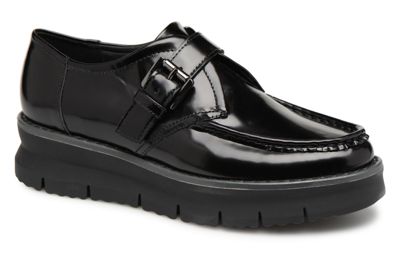 Zapatos especiales para hombres y mujeres Geox D PORTHYA B D849ZB (Negro) - Mocasines en Más cómodo