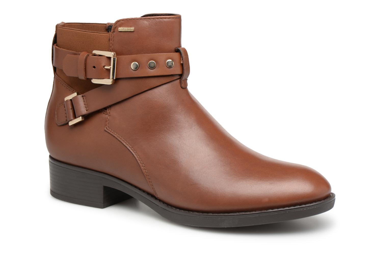 Grandes descuentos últimos zapatos Geox D FELICITY NP ABX B D84BLB (Marrón) - Botines  Descuento