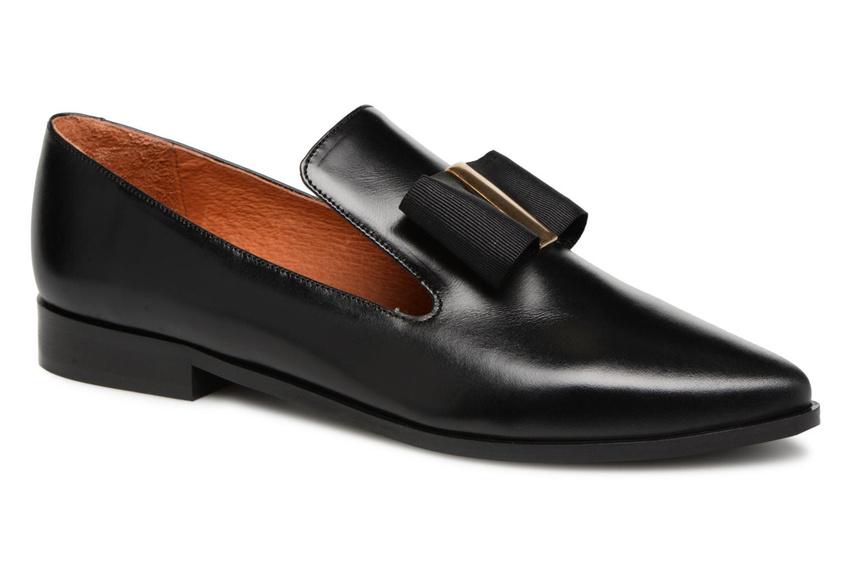 Grandes ANTOINETTE descuentos últimos zapatos Jonak ANTOINETTE Grandes (Negro) - Mocasines Descuento 746414