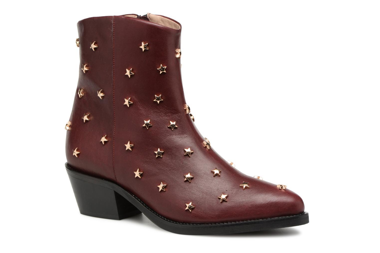 Grandes descuentos últimos zapatos Jonak OCHO (Vino) - Botines  Descuento
