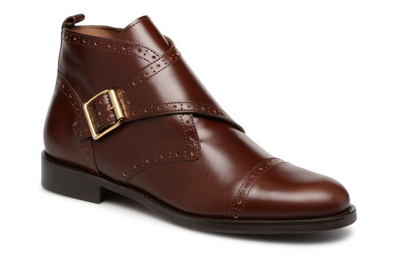 Grandes descuentos últimos zapatos Jonak DRISANA (Marrón) - Botines  Descuento